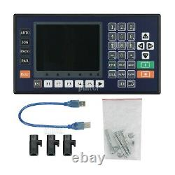 1 Axis 2 Axis Motion Controller With 3.5 Color LCD For CNC Router Stepper Motor