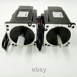 12NM Nema34 Closed Loop Stepper Motor Drive&3Axis CNC Controller&Transformer Kit