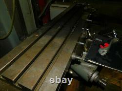 1990 Bridgeport EZ TRAK Vertical Milling Machine with2 Axis EZTRAK CNC Control