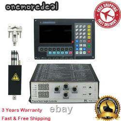 2-Axis CNC Controller F2100B +THC F1621+ Lifter for Plasma Cutting Machine #TOP