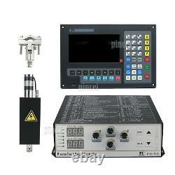 2-Axis Controller F2100B + Plasma + Lifter 2400mm/min For CNC Plasma Cutting