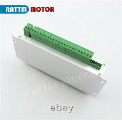 2MHz 4 axis motion control card Mach3 XHC MK4 For CNC Router Engraving Machine