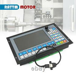 3/4/5 Axis CNC Motion Control USB Stand Alone Offline Controller DDCS EXPERT PLC