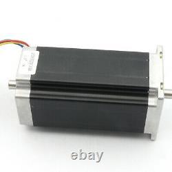3 Axis CNC Router Controller Kit Nema 23 Stepper Motor 425oz+Driver+USBCNC Board
