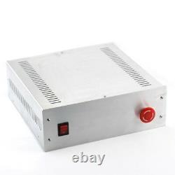 3 Axis CNC Stepper Control Box, 50VDC/5.6A Stepper Motor Driver, USB Connection