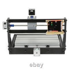 3 Axis Desktop Laser Engraving Machine+2500mw Laser Wood Router GRBL Control CNC