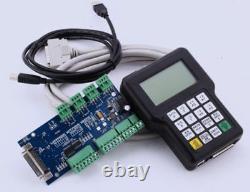 3-Axis Engraving Machine Controller CNC DSP Handheld Remote Control 0501 X, Y, Z