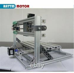 3 Axis Mini 3018 GRBL Control CNC Engraving Machine PVC PCB Wood Milling Router