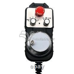 3-Axis Motion Controller 500KHz CNC Motor Driver DDCSV1.1 + MPG Handwheel