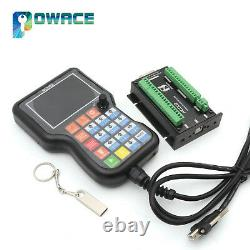 3 Axis NCH02 Offline Stand Alone USB CNC NC Card Mach3 Remote Hand Controller