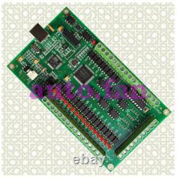 3-axis MACH3CNC USB driver-free engraving machine control interface card