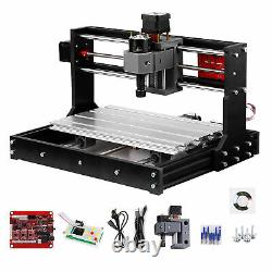 3018 CNC Pro GRBL Control CNC Router Machine 3 Axis Laser Engraving Machine Y1E7