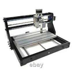 3018 Pro CNC Router 3 Axis Laser Engraver Engraving with Offline Controller USB