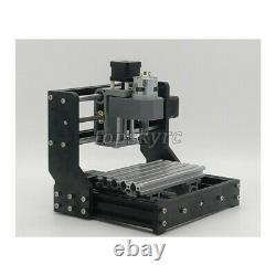3Axis Mini CNC Engraving Machine Laser Engraver 1810cm GRBL Control Finished
