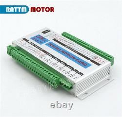 4 Axis 2000KHz USB Mach3 Motion Controller Board XHC MK4 Card For CNC Machine