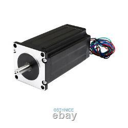 4 Axis DIY CNC Kit Mach3 Professional Control Board Nema23 2.75N. M Stepper Motor