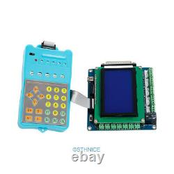 4 Axis DIY CNC Kit Mach3 Professional Control Board Nema34 4.5N. M Stepper Motor