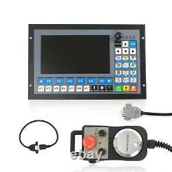 4 Axis Motion Offline CNC Controller System DDCS EXPERT 1000KHZ with Handwheel MPG