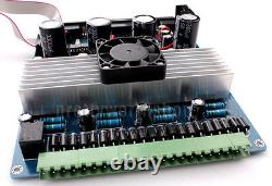 4 Axis TB6560 Kit CNC Stepper Motor Drive Board+Remote Controller+LCD Display