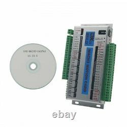 4 Axis USB Mach3 2000KHZ Motion Control Card Breakout Board CNC Router MK4-V