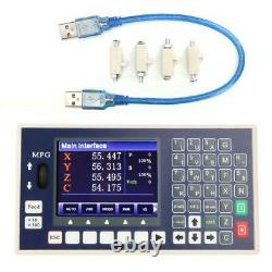 4 axis CNC controller USB Stick G code Spindle Control for Servo Stepper Motor