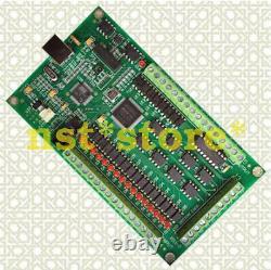 4-axis MACH3CNC USB driver-free engraving machine control interface card