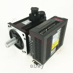 4Axis 1KW 4NM AC Servo Motor Driver NEMA34 + Offline Upgrade Controller CNC Mill