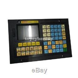 4Axis CNC Controller Kit MPG Pendant Handwheel eStop + 4Axis Controller XC609MD
