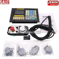 4Axis CNC Controller Kit MPG Pendant Handwheel withEmergency Stop XC609MD 2021