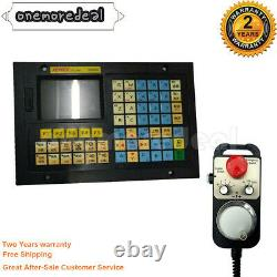 4Axis CNC Controller Kit MPG Pendant Handwheel withEmergency Stop + XC609MD #HQ21