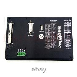 4Axis CNC Offline Controller 500kHz 100ppr MPG Handwheel fr CNC Router Engraving