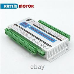 4Axis MK4 XHC USB Mach3 Motion Control Card 2000KHz Stepper Motor CNC Controller
