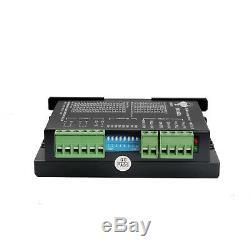 4Axis Nema23 Stepper Motor 425oz-in 3A&Driver DM542A DB25 CNC control kit