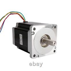 4Axis Nema34 Stepper Motor 1232oz 5.6A & Drivers controller Board CNC Router