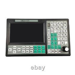 5 Axis Offline CNC Controller Set 500KHz Motion Control System
