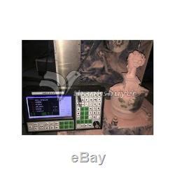 500KHz CNC 5 Axis Motion Controller Offline CNC Controller Mach3 USB 7 Screen