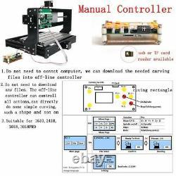 60W GRBL Control Engraving Machine 3 Axis DIY CNC 3018 Router Vogvigo Upgrade UK