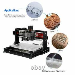 CNC 3018 PRO Engraving/Router, WITH 15W LASER & OFFLINE CONTROLLER, 3 Axis GRBL