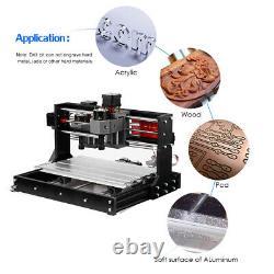 CNC 3018 Pro GRBL Control DIY Mini Laser-Machine 3 Axis Pcb Milling Machine X1I1