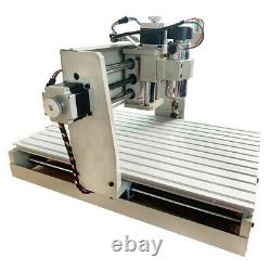 CNC 3040 USB 4 Axis Router Engraver 400W Carving Mill Drill Machine +Controller