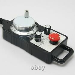CNC 4-Axis Motion Controller Stepper Motor Driver DDCSV1.1+MPG Handwheel