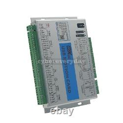 CNC 4Axis+Mach4 USB 2MHz Motion Control Card Breakout Board for Machine Centre#