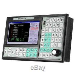 CNC 5 Axis Motion Controller Offline CNC Controller 500KHz Replace Mach 3 USB