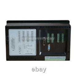 CNC 5 Axis Motion Offline CNC Controller 500KHz Replace Mach 3 USB+7 Inch Screen