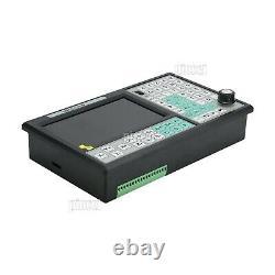 CNC 5-Axis Motion/Offline CNC Controller 500KHz Replace Mach3 32 bit ARM CPU