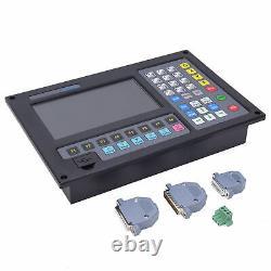 CNC Cutting Machine System 2-Axis Plasma Cutting Numerical Control System 200KHz