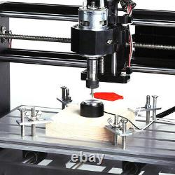 CNC Router Kit Carving Engraving Machine GRBL Control Mini CNC Machine 3 Axis