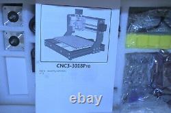 CNC3 3018 Pro, 3 Axis CNC Router GBRL Offline Control Laser Engraver Machine