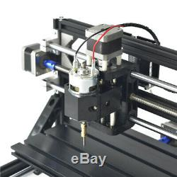 CNC3018 3 Axis CNC Router Engraver DIY Wood Milling Engraving GRBL Control