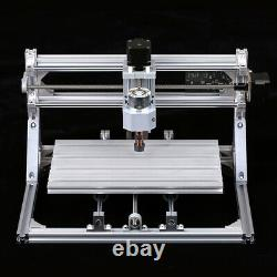 CNC3018 DIY CNC Router Kit 2-in-1 Laser Engraving Machine GRBL Control 3 Axis